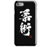Jiu Jitsu - White Edition iPhone Case/Skin