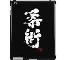 Jiu Jitsu - White Edition iPad Case/Skin