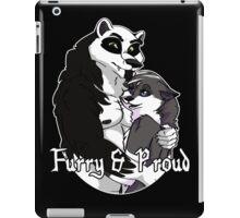 Proud Furry iPad Case/Skin