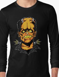 Frank-O-Lantern Long Sleeve T-Shirt