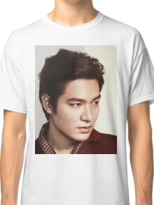 Handsome Lee Min Ho 2 Classic T-Shirt