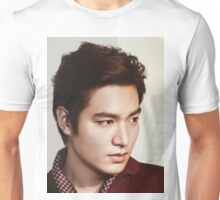 Handsome Lee Min Ho 2 Unisex T-Shirt