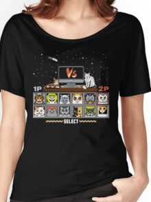 Internet Cat Fight Women's Relaxed Fit T-Shirt