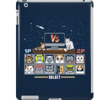 Internet Cat Fight iPad Case/Skin