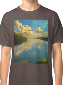 Volga Landscape Classic T-Shirt