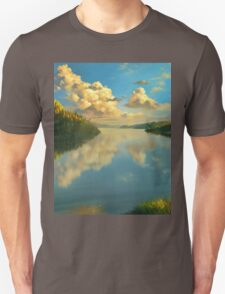 Volga Landscape Unisex T-Shirt