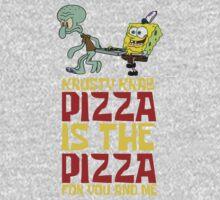Krusty Krab Pizza - Spongebob Baby Tee