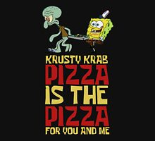 Krusty Krab Pizza - Spongebob Unisex T-Shirt