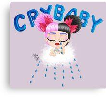 Chibi Melanie Martinez CRYBABY Canvas Print