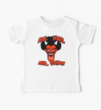 All Hail Mr. Satan Baby Tee