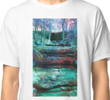 ViewsFromTheAether Waterfall Classic T-Shirt