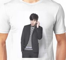 Handsome Lee Min Ho 3 Unisex T-Shirt