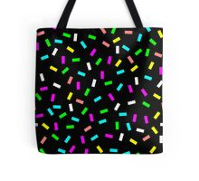 Licorices & Sprinkles Tote Bag