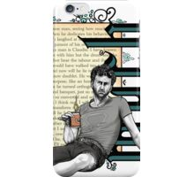 Shakespeare Much Ado About Nothing David Tennant Benedick iPhone Case/Skin