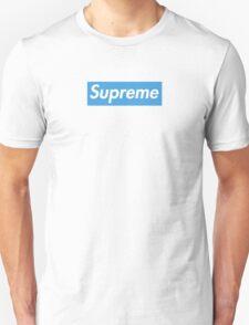 Supreme Blue Unisex T-Shirt