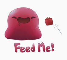 Feed Me! Kids Tee
