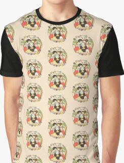 collage ghibli familly Graphic T-Shirt