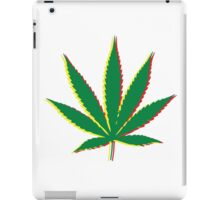 Marijuana Leaf 2 iPad Case/Skin