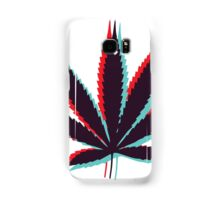 Marijuana Leaf 4 Samsung Galaxy Case/Skin