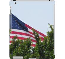 American Flag 2  iPad Case/Skin