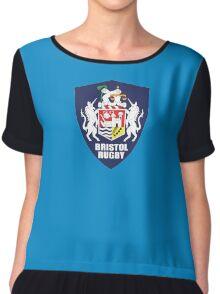 Bristol Rugby Chiffon Top