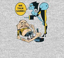 TT Schmootkins and Stinky The Game Master Unisex T-Shirt