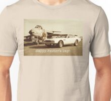 Happy Father's Day! (Vintage Aston) Unisex T-Shirt