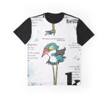 JABBER Series - BOROGOVE Graphic T-Shirt
