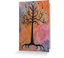 Tree of Gondor Greeting Card