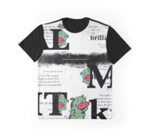 JABBER Series - MOME RATHS Graphic T-Shirt