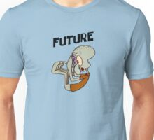 Future Squidward - Spongebob Unisex T-Shirt