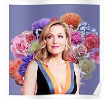 Flower Princess Gillian Poster