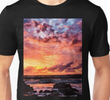 sun rise Unisex T-Shirt