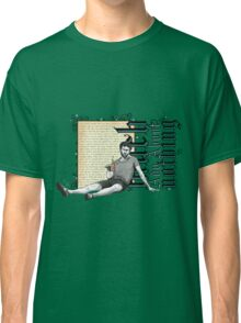 Shakespeare Much Ado About Nothing David Tennant Benedick Classic T-Shirt