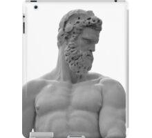 Oceanus Fountain Detail - Kykuit Rockefeller Estate | Sleepy Hollow, New York iPad Case/Skin
