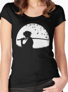 Mugen - Samurai Champloo Women's Fitted Scoop T-Shirt