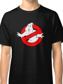 Ghost Busters Classic T-Shirt