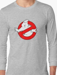 Ghost Busters Long Sleeve T-Shirt