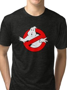 Ghost Busters Tri-blend T-Shirt