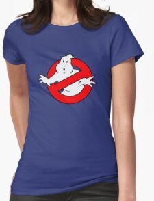 Ghost Busters Womens Fitted T-Shirt