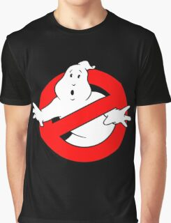 Ghost Busters Graphic T-Shirt