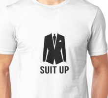 Suit Up Unisex T-Shirt