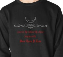 The story begins with Once Upon a Time Pullover