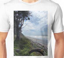 Beach #1 on the Olympic Peninsula Unisex T-Shirt