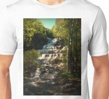 Mountain Waterfall Unisex T-Shirt
