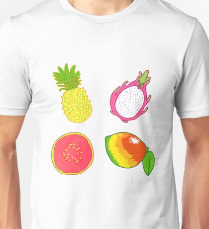 Tropical Fruit Unisex T-Shirt