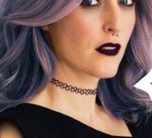 Punk Gillian Sticker