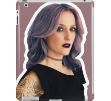 Punk Gillian iPad Case/Skin
