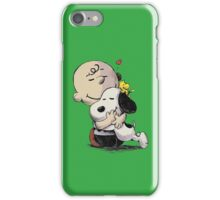 Everything Will Be Okay Peanuts iPhone Case/Skin