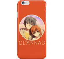 Tomoya And Nagisa Clannad iPhone Case/Skin